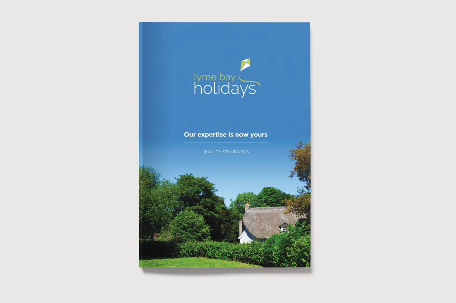 Cover of the Lyme Bay Holidays grading information