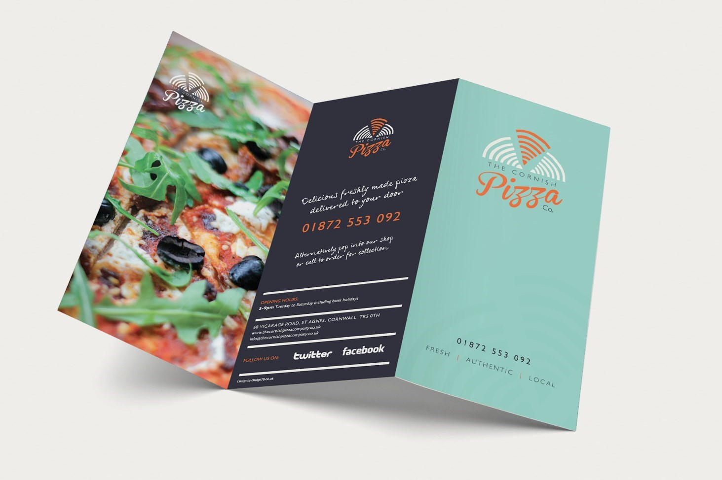 Image of Cornish Pizza Company St Agnes Menu